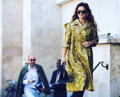 Street Look, Street Style, Mira Duma, Miroslava Duma, Duster Coat, Wrap Dress, Luxury Fashion, Instagram Posts, Jackets