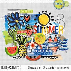 Summer Punch - Elements