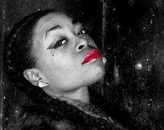 """Crow Skull"" Earrings Available at www.crmc-clothing.co.uk | WE SHIP WORLDWIDE Model - @1davina2015 #vixen #jewellery #skull #alternative #redlips #fashionstatement #stunning #lit #fashionista #jewelry #jewelleryoftheday #diy #blackmodel #blackgirlsrock #beautifulblackwomen #cute #instacute #beautiful #dailyfashion #styles #style #handmade #crowskull #crow #instagrammers #instalike #instalove #igers #love #instagood"