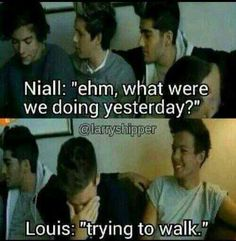 This interview was soooo funny! Poor Liam couldn't keep it together....