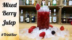 Mixed Berry Julep - Cocktail - Rezept - Trinkbar