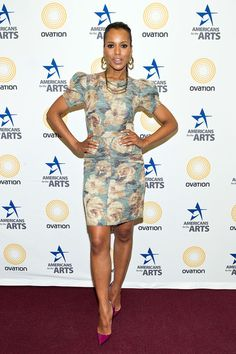 Kerry Washington Photo - 24th Annual Nancy Hanks Lecture On Arts And Public Policy