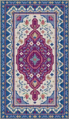 Traditionaldesigns for Smyrnalaine wool and Paternayan Wool latch hook rugs Cross Stitch Embroidery, Cross Stitch Patterns, Latch Hook Rugs, Tapestry Crochet, Rug Hooking, Traditional Design, Floor Rugs, Rugs On Carpet, Needlepoint