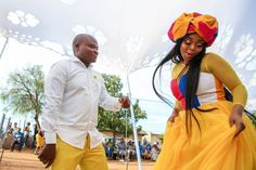 Plan My Wedding, Wedding Tips, Wedding Blog, Our Wedding, Wedding Planning, Getting Married Young, Marrying Young, Sepedi Traditional Dresses, South African Weddings