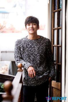 His Smile ~My Sunshine☀ Korean Drama Best, Korean Drama Movies, Korean Beauty, Korean Actors, Ji Chang Wook Smile, Ji Chan Wook, Joon Hyuk, Seo Kang Joon, Korean Men