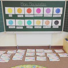 farbenlehre grundschule kunstunterricht kunst pinterest farbenlehre kunstunterricht und. Black Bedroom Furniture Sets. Home Design Ideas