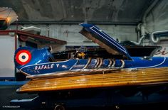 This Is Monaco's Insane Vault Of Classic Boats - Petrolicious