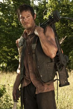 28 reasons why Daryl Dixon is the sexiest man on Walking Dead. Yes to all 28. (And sorry for all the Daryl pins. I can't stop.) ha :)