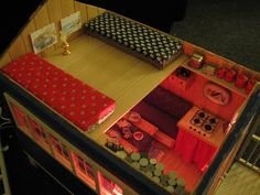 Mine dukkehuse: Under taget