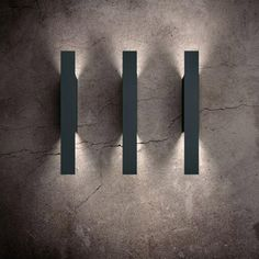 """Isis Wall Sconce designed by Alessandro Piva for Itre 