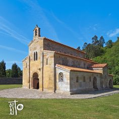 San Salvador de Valdediós. Villaviciosa #Prerrománico #Asturias