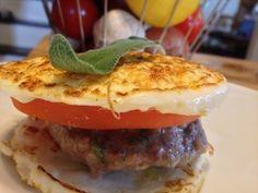 Paleo Breakfast Sausage Egg Sandwiches Recipe