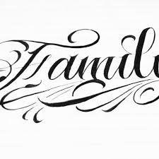 Kuvahaun tulos haulle caligrafia family
