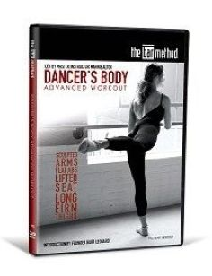 Love the Bar Method. Dancers Body is one of the best home workouts I have ever done...so close to class..burn, baby, burn!