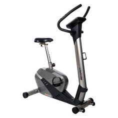 Frame: steel constructionSelf-powered (no plug required)Compact 38-in. frame with walk-thru design12 challenging preset programs4 heart rate control programs: target 55% 75%