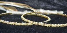 Pearl Greek Stefana Orthodox Wedding Crowns by lotusflowerdesigns