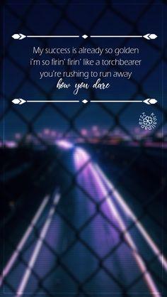 Mic Drop Lyrics - BTS Wallpaper