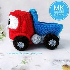 Knit Patterns, Crochet Toys, Baby Shoes, Stuffed Toys, Christmas Ornaments, Knitting, Holiday Decor, Audi, Trucks