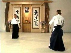 The Staff of Aikido Mitsugi Saotome - YouTube