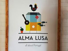 Alma Lusa, Rotterdam