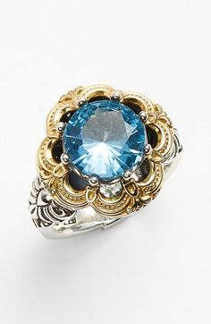 Konstantino 'Hermione' Semiprecious Stone Ring available at #Nordstrom