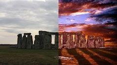 Stonehenge - super kýč [Photoshopové Orgie]
