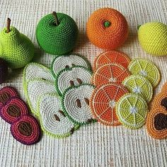 amigurumi food, amigurumi recipes, crochet food, crochet food, d . Blog Crochet, Stitch Crochet, Crochet Video, Crochet Diy, Crochet Amigurumi, Crochet Food, Irish Crochet, Easy Knitting Projects, Easy Knitting Patterns