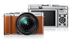 The Fujifilm X-M1 is stylish and compact yet possesses the power to capture every scene with unprecedented image quality and richness of color reproduction. Based on the award-winning X-Pro1, the X-M1 is a small Compact System Camera with a big impact so it's perfect to take traveling, on family outings and to once-in-a-lifetime events.