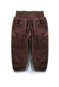ZARA KIDS BABY BOYS GIRLS VELOUR CASUAL PANTS TROUSERS BROWN(12-18-24 mth) #EverydayHoliday--------Now on Sale for US$ 9.99!! ----------Please Click The Photo to see details!!