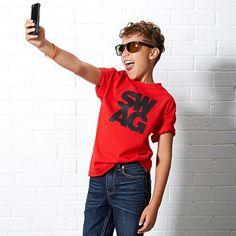 First Selfie: Kids' Apparel