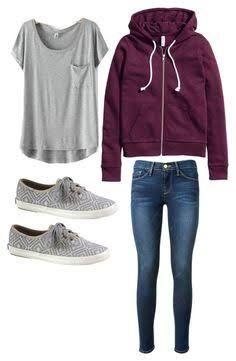 Moletom + T-shirt + Calça Jeans + Tênis