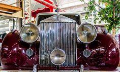 Rolls-Royce Silver Wraith  - Baujahr 1949 - Rolls Royce Silver Wraith, Classic Cars, Vintage Classic Cars, Classic Trucks