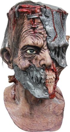 Metalstein Latex Mask
