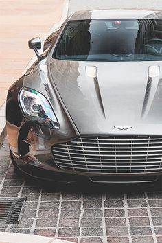 """Each One-77 took 2,700 man hours to produce"" - 10 Facts You Didn't Know About Aston Martin... #autoawesome"