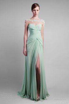 Свадебная мода: Тенденции свадебной моды 2014: свадебные платья, часть 1