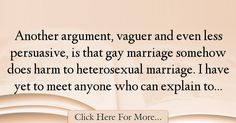 Ted Olson Quotes About Marriage - 44129