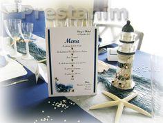 décoration de table bretonne