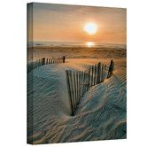"""Would love the 32 X 24 on the wall behind my desk.  Found it at Wayfair - """"Sunrise Over Hatteras"""" by Steve Ainsworth"""
