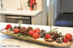 Honey We're Home: Christmas Dough Bowl