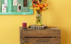 I love decorating with crates, but they are so expensive at antique shops.  Does anyone know where to buy crates?