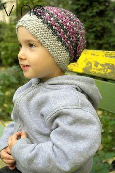 chlapčenská čiapka, pružná retiazka