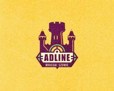 Adline / Brassai Szende by szende   -   Illustrative Logo   -   logopond.com