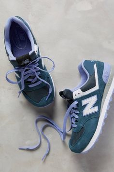 574 Sneakers by New Balance #anthrofave
