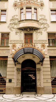 © 2010 Jody Fenton Photography Prague, Hotel Central K & K