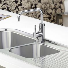 30 best kitchen taps images stainless steel kitchen faucet rh pinterest com