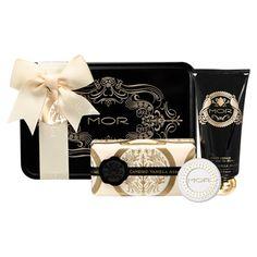 Mor Cosmetics: Candied Vanilla Almond gift tin