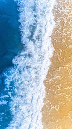 Beach Waves Wallpaper for iPhone and Android
