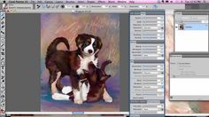 In this one hour webinar Karen Sperling walks you through the beginning steps for getting started with pet portrait painting. She offers many useful shortcut...