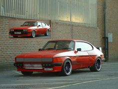 Ford Capri, Mercury Capri, Car Ford, Auto Ford, Ford Classic Cars, Old Fords, Amazing Cars, Custom Cars, Cars
