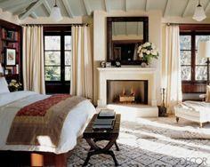 GlaMBarbiE Santa Barbara style bedroom
